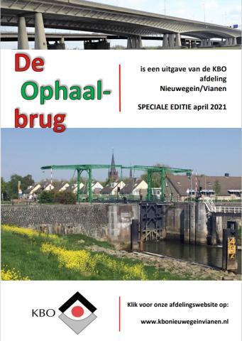 De Ophaalbrug 2021 is verschenen kbo nieuwegein vianen